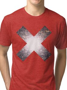 Galaxy Cluster | Mathematix by Sir Douglas Fresh Tri-blend T-Shirt