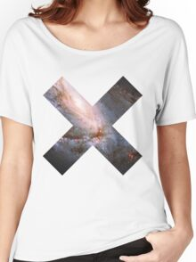 LEO Galaxy | Mathematix by Sir Douglas Fresh Women's Relaxed Fit T-Shirt