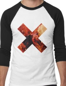 Birth of a Star | Mathematix by Sir Douglas Fresh Men's Baseball ¾ T-Shirt