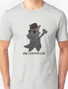 Heisenbone - Cool Gray Unisex T-Shirt
