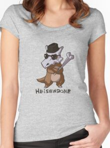 Heisenbone - Colored Women's Fitted Scoop T-Shirt
