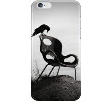 Above a Dark Past iPhone Case/Skin