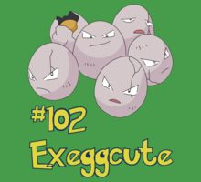 Exeggcute 102 by Stephen Dwyer