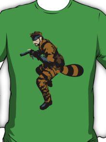 Tanooki Camouflauge T-Shirt