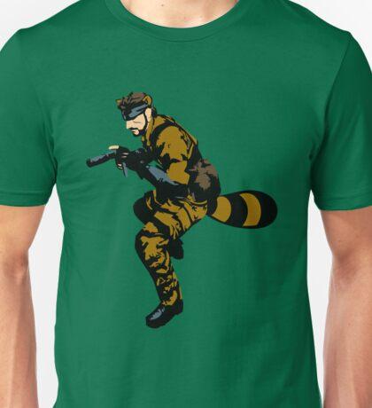 Tanooki Camouflauge Unisex T-Shirt