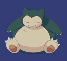 Snorlax by Stephen Dwyer