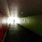 tunnel vision by Keith Midson