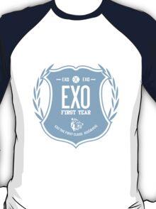 EXO  First Year T-Shirt bwcw T-Shirt