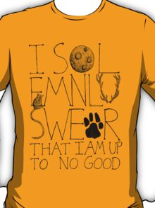 I Solemnly Swear... T-Shirt