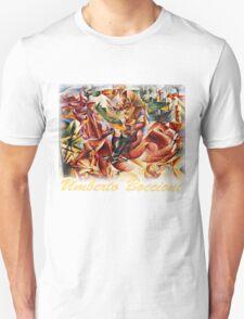 Boccioni - Elastic T-Shirt