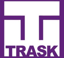 Trask Industries logo - white by erndub