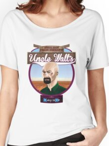 Breaking Bad: Uncle Walt's Wonderful Meth Women's Relaxed Fit T-Shirt