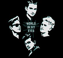 Depeche Mode : World In My Eyes With Group by DMFan