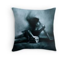 Dissolving  Throw Pillow