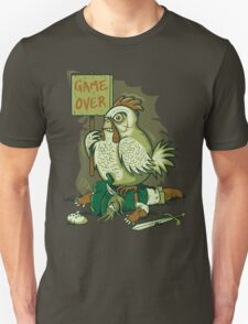 GAME OVER LINK Unisex T-Shirt