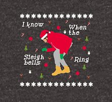 I Know When The Sleigh Bells Ring Unisex T-Shirt