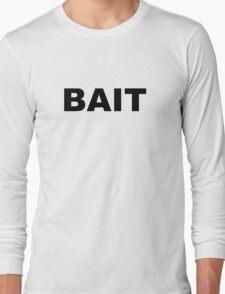 BAIT - Black Long Sleeve T-Shirt