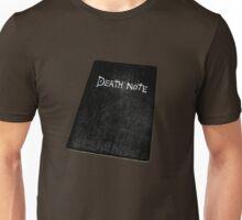 Death Note Book Unisex T-Shirt