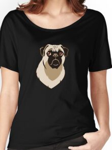 Just Another Pug Life Women's Relaxed Fit T-Shirt