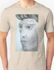 Zayn Malik portrait T-Shirt