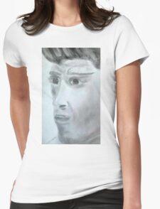 Zayn Malik portrait Womens Fitted T-Shirt