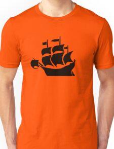 Galleon Unisex T-Shirt