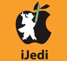 iJedi by GeekyArt
