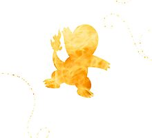 Charmander Pokemon Phone Case in White by TotalFiasco