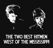 The two best hitmen west of Mississipi by Théo Proupain