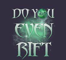 Do you even rift? Hoodie