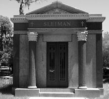 Sleinman Tomb Artistic Photograph by Shannon Sears by twobrokesistas
