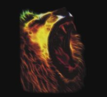 Lion v2 (Fractured) by Proxish