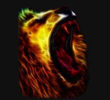 Lion v2 (Fractured) Unisex T-Shirt