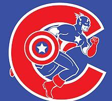 The Great American Past Hero by BearlyGenius