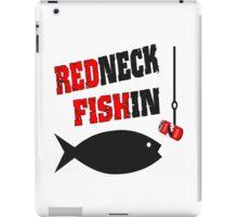 Redneck Fishin iPad Case/Skin