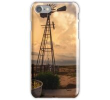 Windmill storms iPhone Case/Skin