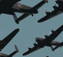 The Lancaster Sticker