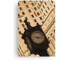 Downtown Time ©  Canvas Print