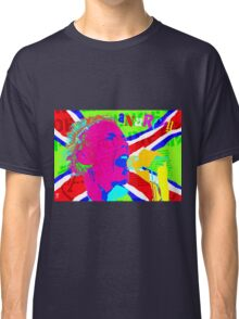 JOHNNY ROTTEN ANARCHY Classic T-Shirt
