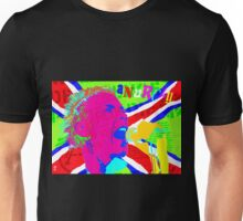 JOHNNY ROTTEN ANARCHY Unisex T-Shirt