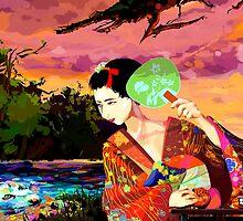 Kitsune by sandpaperdaisy