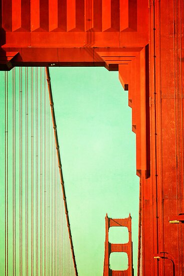 A View of the Golden Gate by LawsonImages