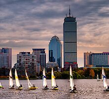 Boston , Massachussets  by LudaNayvelt