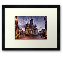 London Street, Norwich Framed Print