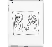 Chibi Lirry On Stage iPad Case/Skin
