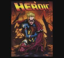 Zenith Comics Presents: Heroic Cover by ZenithComics