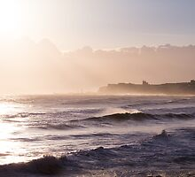 Sandsend Beach by SighMulgrave
