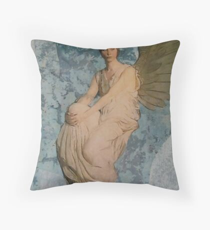 Nike In Repose Throw Pillow
