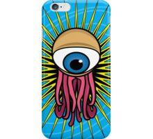 The Floating Eye iPhone Case/Skin