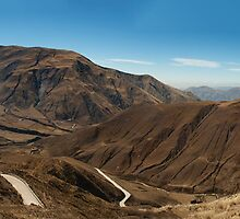 Long and Winding Road - Panorama by photograham